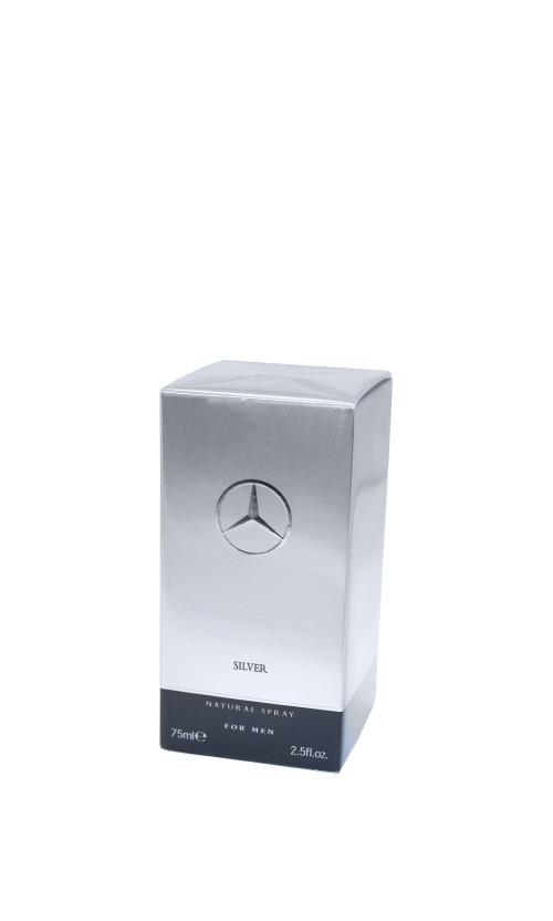 Mercedes-Benz MEN SILVER