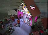 Домик кукольный для LOL LITTLE FUN с двориком, фото 6