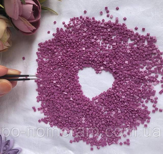 техника выкладывания алмазной вышивки
