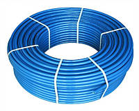 Труба полиэтиленовая синяя 20 PN 6 , фото 1