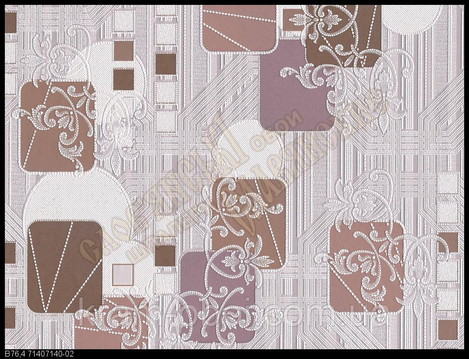 Обои Славянские Обои КФТБ бумажные акрил 10 м*0,53 9В76 Паутина 7140-02