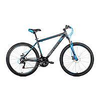 """Велосипед Avanti Smart 27,5"""" черно-синий"""