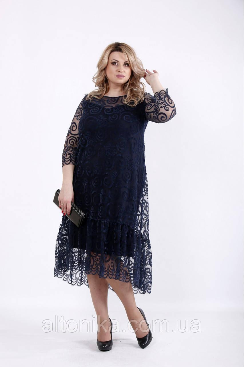 Нарядное и оригинальное платье | 42-74