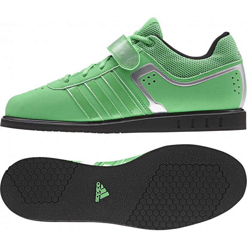 Обувь для штангистов штангетки Adidas Powerlift 2.0 (р-р 39 1/3 - 24,5см)
