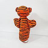 Игрушка рукавичка (кукольный театр) Тигр, фото 2