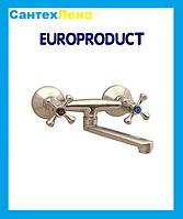 Смеситель Smes 361 Нержавейка Euro Product