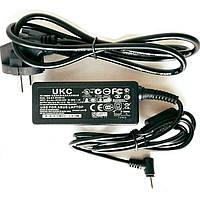 Блок питания для ноутбука UKC Asus 2.5х0.7 19В зарядка с сетевым кабелем зарядное устройство Аcус, фото 1