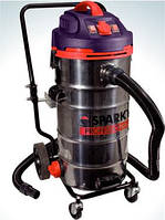 Профессиональный пылесос для сухой и влажной уборки Sparky VC 1650MS