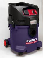 Профессиональный пылесос для сухой и влажной очистки Sparky VC 1530SP