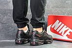 Мужские кроссовки Nike Air Max 95 (черно-красные), фото 3