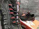 Мужские кроссовки Nike Air Max 95 (черно-красные), фото 5