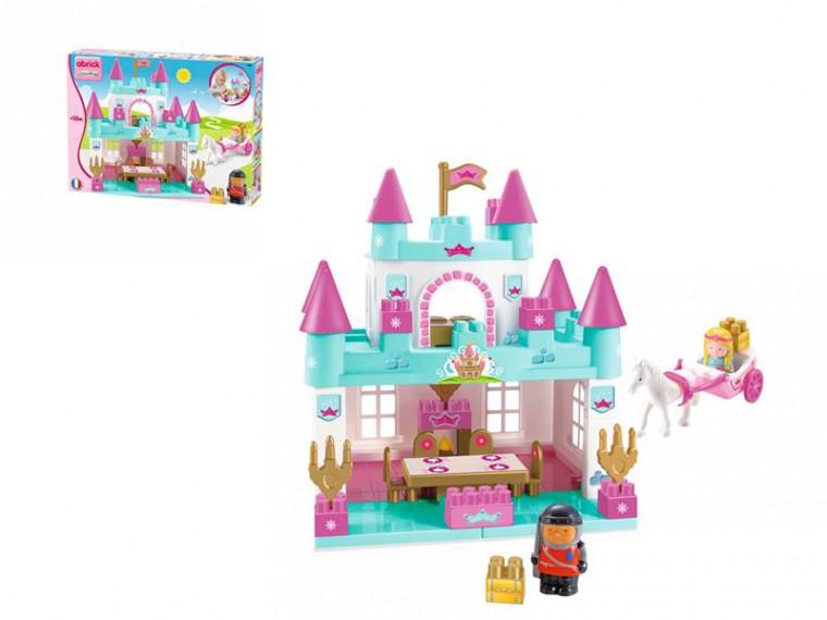 Конструктор Ecoiffier Дворец принцессы (003088)