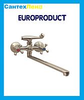 Смеситель Smes 143 Нержавейка Euro Product
