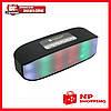 Колонка Bluetooth NR2014 LED  K8 42180