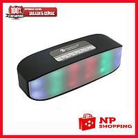 Колонка Bluetooth NR2014 LED  K8 42180, фото 1