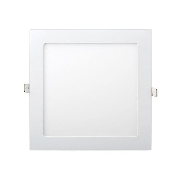 Светильник ЛЕД 9Вт врезной квадрат 6400К LED точечный Lezard