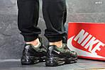 Мужские кроссовки Nike Air Max 95 (черно-зеленые), фото 3