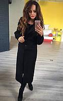 Элегантное женское кашемировое пальто осень-весна42-46р. (2расцв)