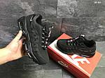 Мужские кроссовки Nike Air Max 95 (черные), фото 2