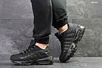 Мужские кроссовки Nike Air Max 95 (черные), фото 5