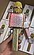 Портативный беспроводной микрофон для караоке Magic YS-86 золотой 18W, фото 3