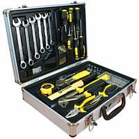 Набор ручных инструментов СТАЛЬ 40003, 54 предмета