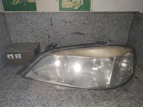 № 46 Б/у фара ліва для Opel Astra G дифект
