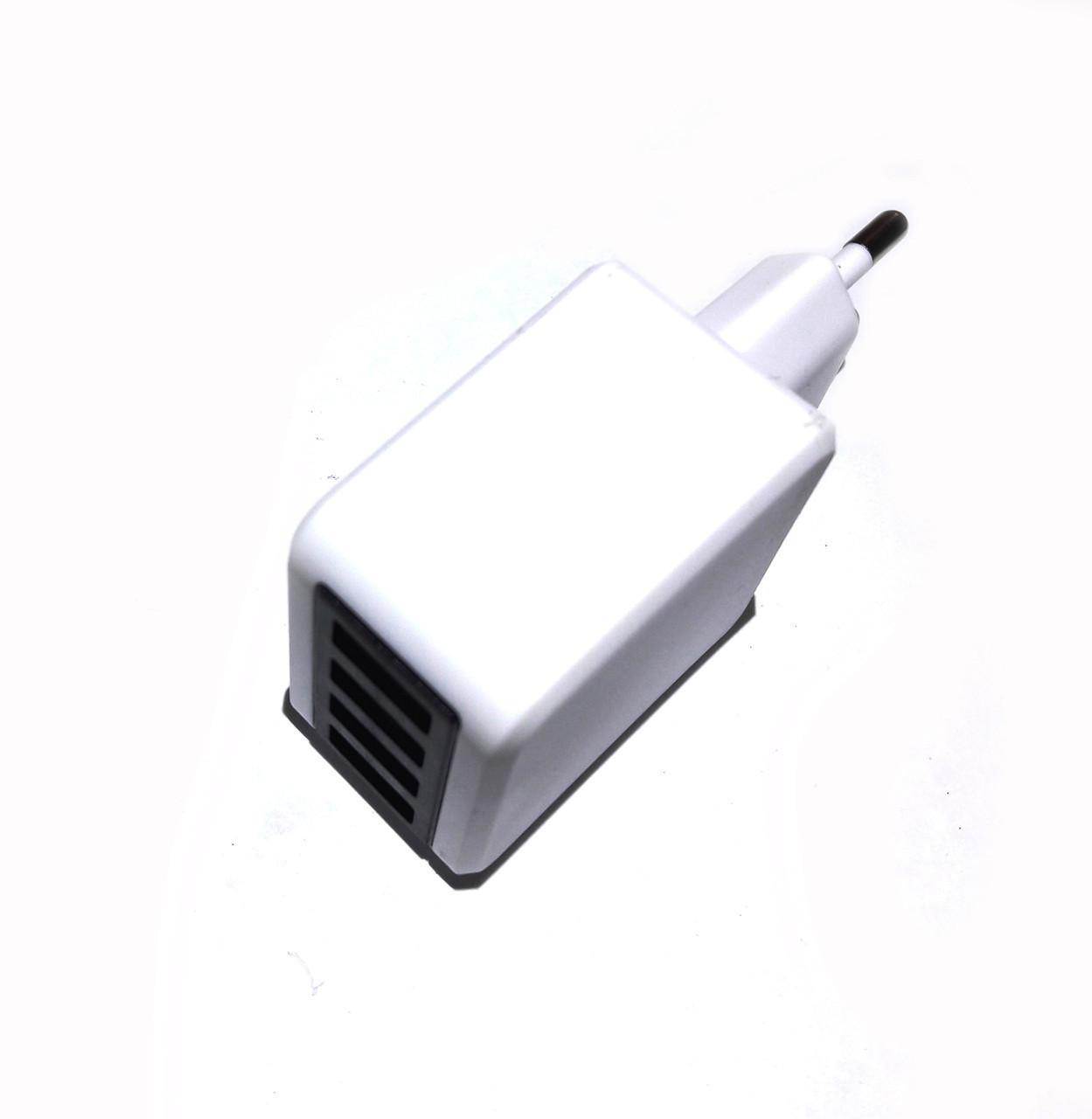 СЗУ адаптер 220V 3USB 3.4A KeKe-F6C
