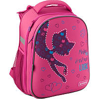 Рюкзак школьный каркасный Kite Catsline (K19-731M-1)
