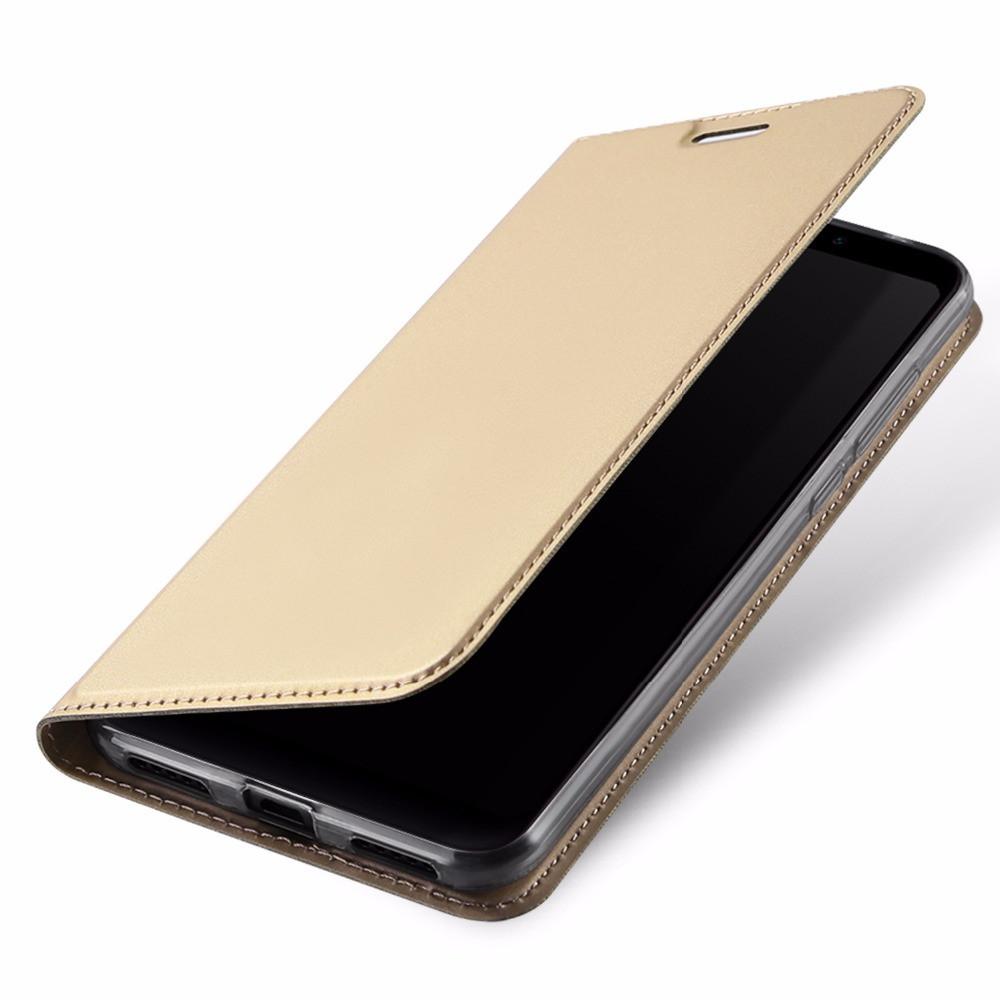 Чехол-книжка Dux Ducis для Xiaomi Mi A1 (Mi 5x) gold
