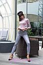 Кожаные женские лосины с завышенной талией 2bil284, фото 5