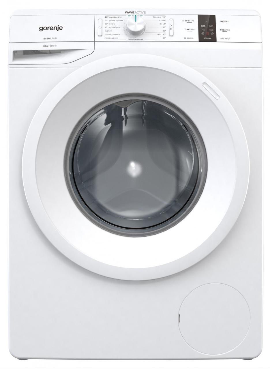 Стиральная машина GORENJE WP6YS3 (6кг,800 об,дисплей)