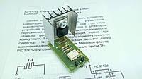 Полупроводниковый (оптосимисторный) ключ переменного тока 2 кВт, 8А, BT137-600.