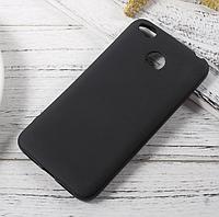 Силиконовый чехол SlimCase для Xiaomi Redmi 4X black