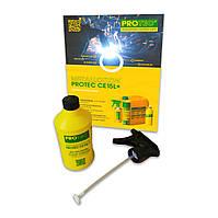Жидкость против налипания сварочных брызг на рабочую поверхность PROTEC CE 15L, 300 мл., фото 1
