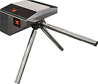 Турникет SKULL на базе Bastion для настенного монтажа, шлифованная нержавеющая сталь  AISI 304, фото 1