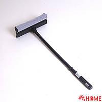 Швабра для чистки окон, губка 20 см, ручка 53 см