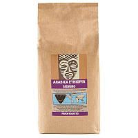 Кофе в зернах Arabica Ethiopia Sidamo, 1 кг