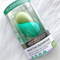 Набор спонжей для макияжа ECOTOOLS Perfecting Blender Duo