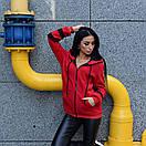 Женская кофта из флиса двухстороннего 55dis434, фото 4