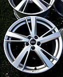 Оригинальные диски 19 Audi RS3, фото 3
