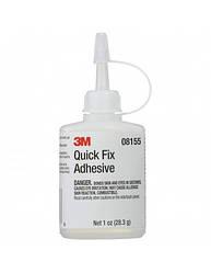 Цианакрилатный супер клей 3М 08155 Quick Fix Adhesive, 28 граммов