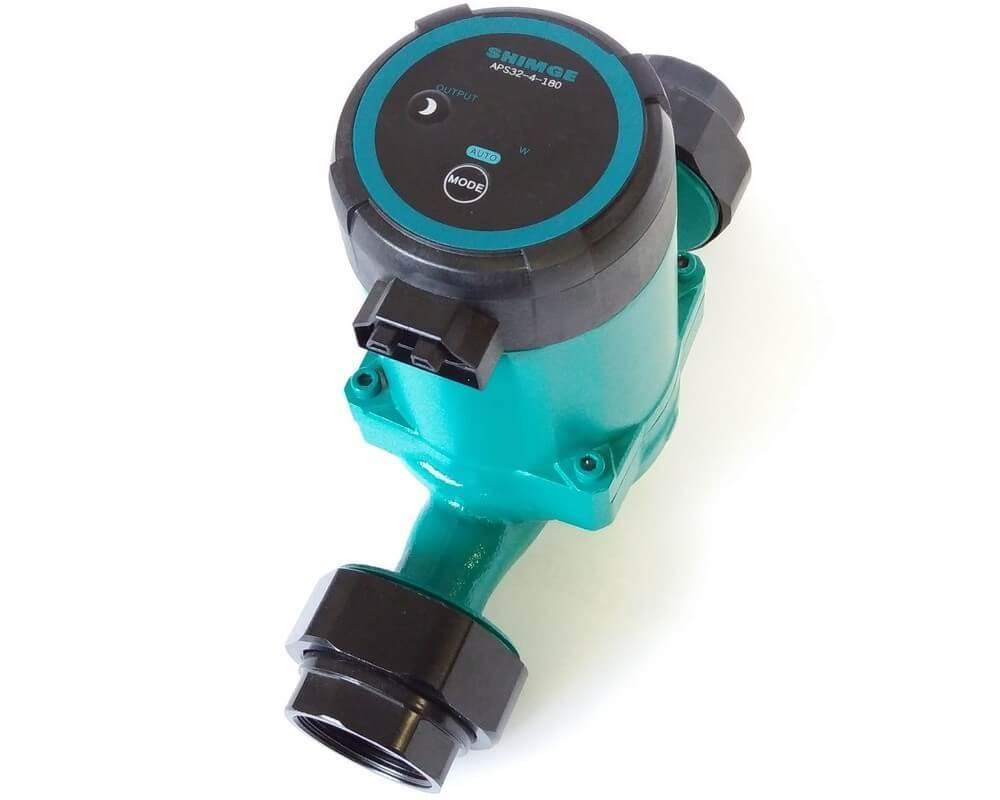 Насос циркуляционный энергосберегающий SHIMGE APS20-6-130