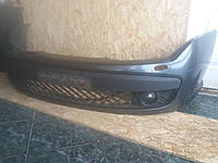 Бампер передний темно-серый Renault Laguna 2010