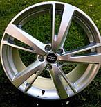 Оригинальные диски 19 Audi A3, фото 2