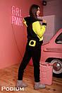 Женский спортивный костюм из трехнитки 22spt526, фото 3