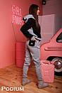 Женский спортивный костюм из трехнитки 22spt526, фото 5