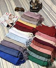Шикарный модный тонкий шарф палантин