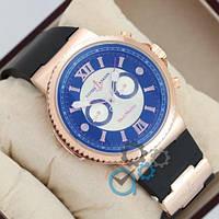 Часы Ulysse Nardin Maxi Marine Сhronograph 0012 реплика