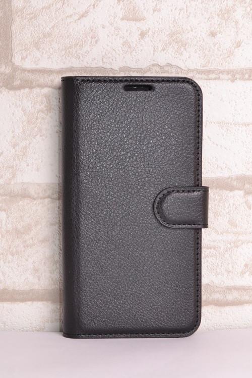 Чехол-книжка Bookmark для Samsung Galaxy J3 2018 black